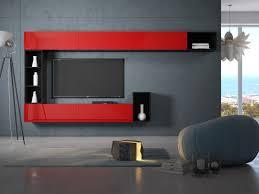 Wohnzimmerm El Mit Led Wohnzimmermöbel Wohnwände Möbel Für Dich Online Shop