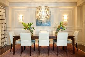 Tips In Selecting The Right Lighting Fixtures For Your Dining Room - Wall sconces for dining room