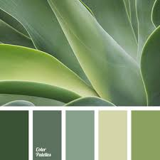 chlorine chlorine color cold shades of green color matching