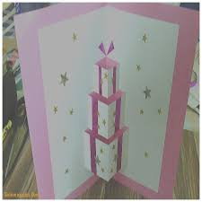 birthday cards lovely how to make a pop up birthday card easy