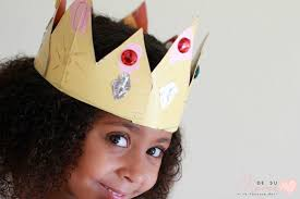 three wisemen newhairstylesformen2014 com three kings day crown craft for kids de su mama
