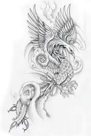phoenix tattoo google search tattoos pinterest phoenix