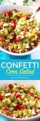 confetti corn salad u2022 food folks and fun