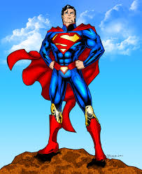 dcnu superman colored balsavor deviantart