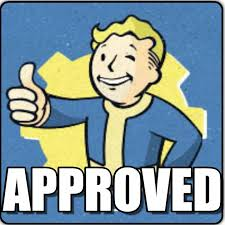 Vault Boy Meme - approved vault boy 3 meme on memegen