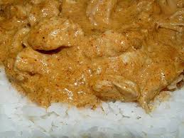 cuisiner le poulet recette de poulet tandoori en sauce la recette facile