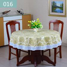 Dining Room Tablecloths by Compare Prices On Round Waterproof Tablecloth Online Shopping Buy