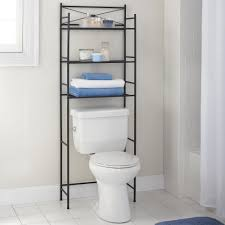 Bathroom Racks And Shelves by Bathroom Inspiring Bathroom Storage Ideas With Bathroom Etagere