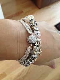 pandora silver clip bracelet images 53 pandora 5 clip bracelet charms 1000 ides sur le thme pandora jpg