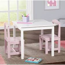 3 piece table and chair set hayden kids 3 piece table and chair set multiple colors walmart com