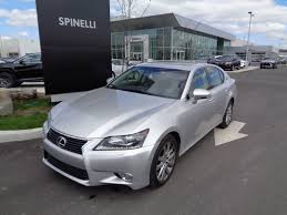 lexus dealer quebec used 2013 lexus gs 350 groupe navigation gps screen of 12 3 in