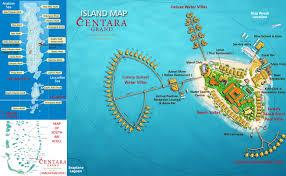 Mia Airport Map Centara Grand Island Resort And Spa Maldives Map