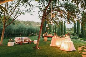 outdoor wedding decoration ideas backyard wedding tables home outdoor decoration