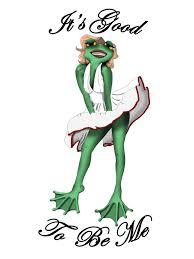 marilyn frog tattoo design by tmrhndrcksn on deviantart