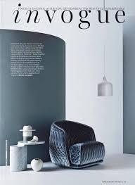 Armchair Furniture Vogue Living 01 11 2014 83391035 Moroso Redondo Small Armchair