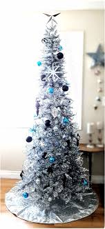 collapsible christmas tree blue and silver christmas tree blue and silver christmas tree