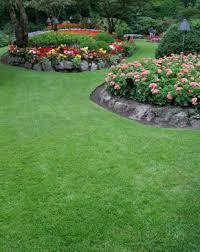 bricks stack garden border flower beds zen garden designs