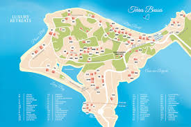 Map Of Islands In The Caribbean by Le Chateau Des Palmiers Luxury Retreats