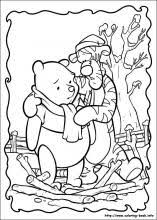 piglet coloring pages coloring book