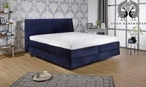 Schlafzimmer Mit Boxspringbetten Schlafkultur Und Schlafkomfort Stearns U0026 Foster Estate Boxspringbett Perfekt Schlafen De