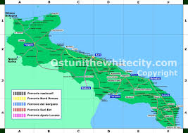 Brindisi Italy Map by History Of Ostuni Best Restaurants And Night Life Places In
