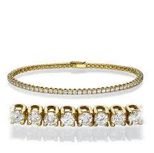bracelet gold diamond tennis images 3 carat round diamond tennis bracelet jordan river diamonds jpeg