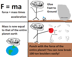 Troll Physics Meme - league of reason view topic trollscience new meme