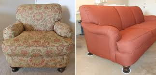 Curved Arm Sofa by Chair Slipcovers The Slipcover Maker