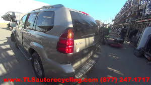 lexus gx470 low gear parting out 2004 lexus gx 470 stock 6149bk tls auto recycling
