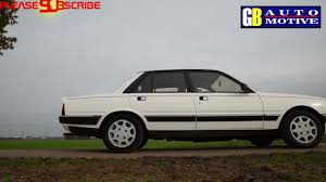 classic peugeot coupe classic peugeot 505 v6 white youtube