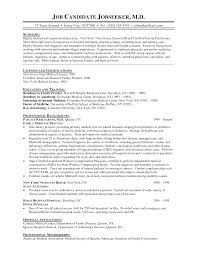 Sample Physician Assistant Resume by Physician Resume Service