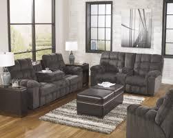 presley cocoa reclining sofa marvellous design ashley furniture reclining sofa magnificent