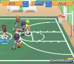 Backyard Basketball Ps2 by Backyard Basketball 2007 Rom Download For Gameboy Advance Gba