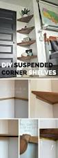 best 25 creative storage ideas on pinterest corner shelf design