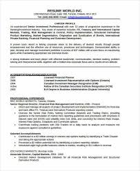 Service Delivery Manager Resume Sample by Banking Resume Samples 45 Free Word Pdf Documents Download