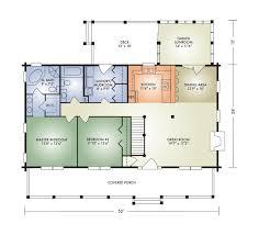 ranch log home floor plans dehart development plans