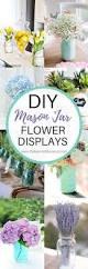 Mason Jar Ideas For Weddings Mason Jar Ideas Using Flowers 12 Gorgeous Diy U0027s