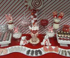 christmas candy buffet ideas and white candy christmas party ideas photo 7