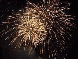 feux d artifice mariage sans aucune autorisation il tire un gigantesque feu d artifice en