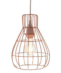 Cage Pendant Light 6 Modern Cage Lights Real Simple