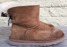 ugg bailey bow sale size 7 ugg womens mini bailey bow liberty boots size 7 style 1013618 ebay