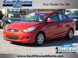 2014 hyundai accent for sale used 2014 hyundai accent for sale riverdale ga