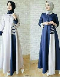 gamis modern gamis syari afida dress brukat murah wanita kebaya modern baju