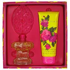 bath and body gift sets shop quest superstore betsey johnson by betsey johnson gift set 3 4 oz eau de parfum spray