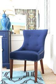 Best Fabric For Dining Room Chairs Dining Chair Blue Fabric Dining Room Chairs Blue Material Dining