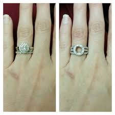 chagne engagement ring to change or not to change e ring setting weddingbee
