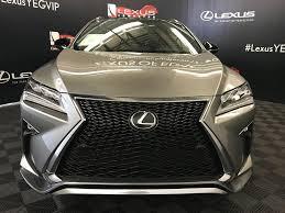 lexus rx 350 demo for sale new 2017 lexus rx 350 4 door sport utility in edmonton ab l13779