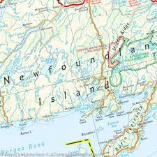 map of east canada eastern canada adventure map national geographic mapscompany