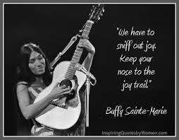 quote about music guitar sniff out joy keep your nose to the joy trail