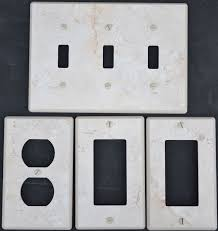 travertine light switch plates black light switch plates awesome photo gallery of custom granite